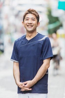 院長 塚本健雄